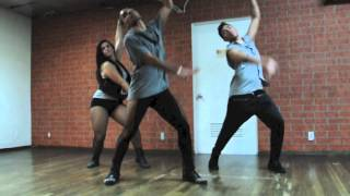 SMS Bangerz- Miley Cyrus ft Britney Spears Choreography