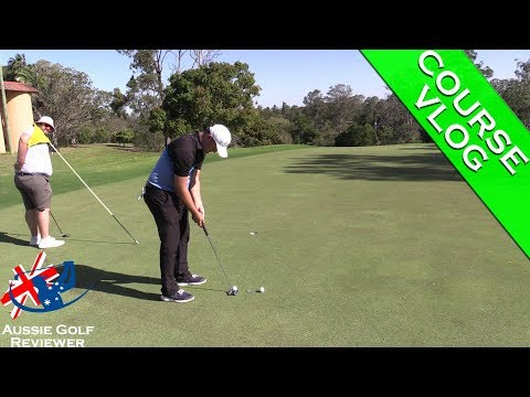 PAMPLING PLATE COURSE VLOG at CABOOLTURE GOLF CLUB PART 4