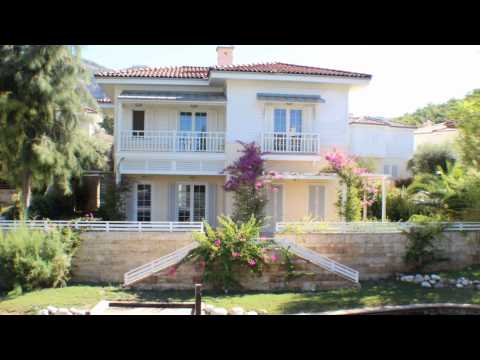 Fethiye Göcek'te Satılık Yalı Mimarisi ile Ultra Lüks Villalar +90 532 792 3314