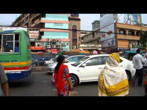 Bangladesh (Dhaka) streets, HD