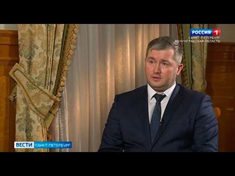 Интервью с председателем Комитета Ленинградской области по транспорту Михаилом Присяжнюком