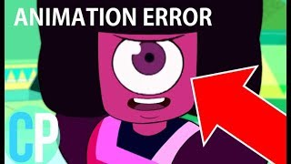 Steven Universe Animation Errors That Slipped Through Editing 2