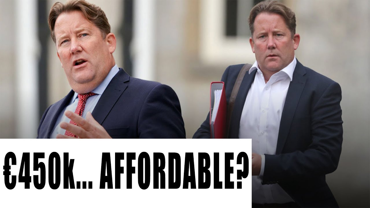 Ireland's Affordable Housing Bill…€450k ?
