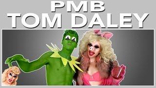 PMB w Tom Daley, Trixie & WILLAM