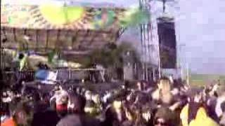 Psytronic V - Bizzare Contact - The Beach LIVE