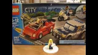 Lego City Set 60007 High Speed Chase Unboxing!