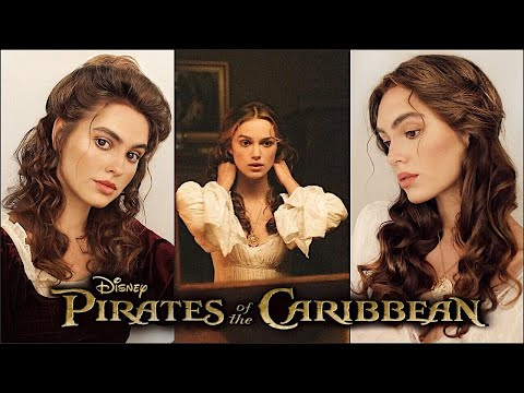 "elizabeth swann ""pirates of the caribbean"" hairstyles 