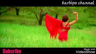 New karbi song...I'm in love song...edited by karbipo channel.