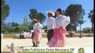 Ballet Folklorico en Mier y Noriega NL