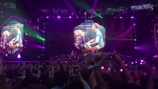 Coldplay - Paradise - Live at Wembley 15-06-2016