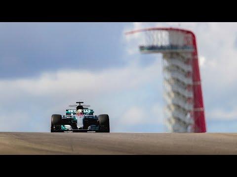 Lewis Hamilton's Austin Powers | United States Grand Prix