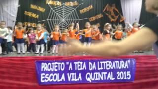 Música Escola Vila Quintal - Festa da Família 2015