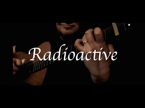 Radioactive Imagine Dragons Fingerstyle Guitar Chords Chordify