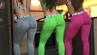 Diosas Bailando Super Sexy Dura-Daddy Yankee