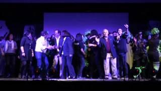 Final do Sarau 2016 CAD - Solta se o Beijo