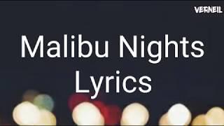 LANY - Malibu Nights Lyrics