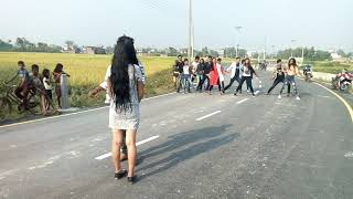 Shooting time maithili song// Duhbi bazar// ft gautam majhi.singer sannu kumar,