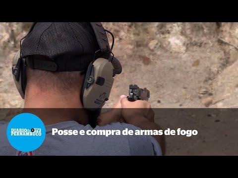 Posse e compra de armas de fogo geram polêmica entre autoridades e população