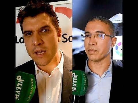 Video : LaLiga fait la promotion de la nouvelle saison à Casablanca