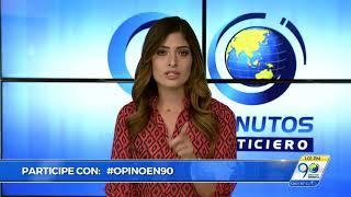 Titulares Noticiero 90 Minutos 18 de diciembre de 2017