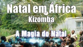 """Natal em Africa - Do Musical: """"A Magia do Natal"""" - karaoke COM VOZ GUIA"""
