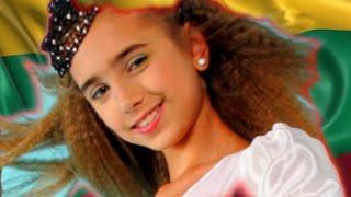 Vaikų Eurovizija 2012 | Eglė Jurgaitytė – Ela ir Bela