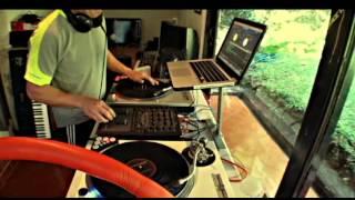 dj Jorge Reyes - scratch practice (RANE TTM57SL & SERATO SCRATCH LIVE)