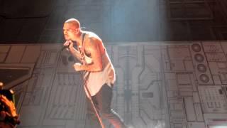 All Back [HD] - Chris Brown Carpe Diem 2012 Tour - Stockholm, Sweden - Nov 19