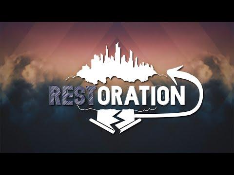 "AYM Release ""Restoration"" 11/20 - Kory P Douglas"