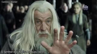 O Senhor dos Anéis: As Duas Torres - Expulsão de Saruman [Dublado]