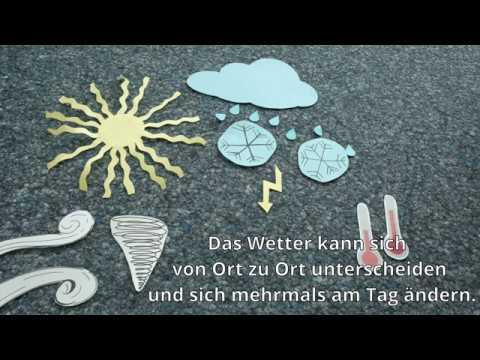 Was ist eigentlich Wetter?