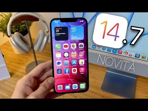 iOS 14.7 FUORI ORA | NOVITÀ + CONSIGLI