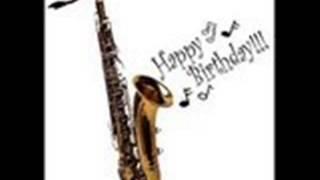 Happy Birthday on Sax (Gypsy Jazz Style) instrumental version by JenJammin Sax, Spain