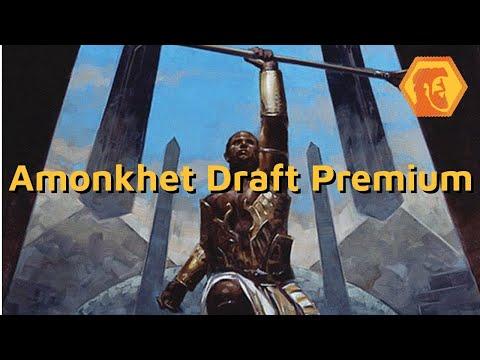 MTGA Amonkhet Draft - Boros Exert