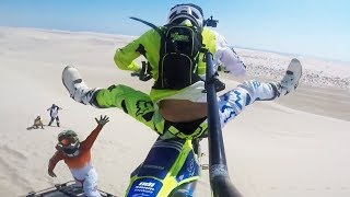 Desert Dirtbikes - Riding The Dunes [TULE - Fearless]