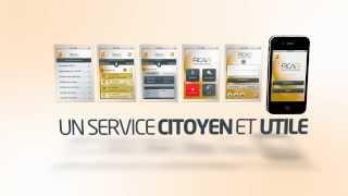 Application mobile du RCAR (Groupe CDG)