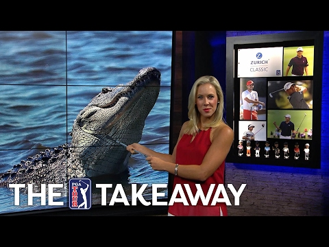 The Takeaway | Rickie?s gator tap, Alligators like Beef & Spieth and Palmer?s NFL Draft strategy