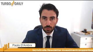 Turbo Daily 21.07.2020 - Mediobanca vicino ai massimi