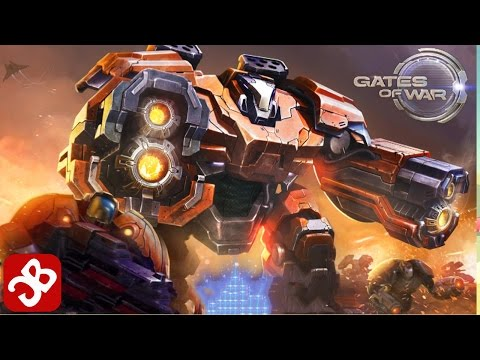 Gates of War (By Plarium Global) - iOS/Android - Gameplay Video