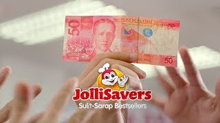 JolliSavers: The Joy of P50