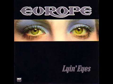 Europe Lyin Eyes Chords - Chordify