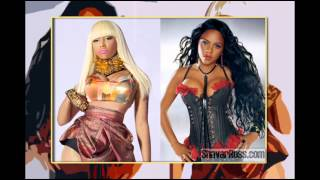Lil Kim & Nicki Minaj - Grindin' Making Money (No Birdman Verse)