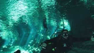 Cave & Cenote Diving - GoPro 2014