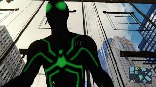 Insane Glitch Marvel's Spider-Man how get inside building