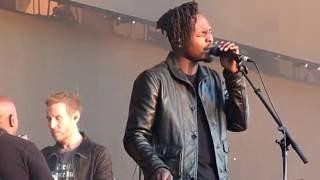 Massive Attack & Azekel - Ritual Spirit - Hyde Park, London - July 2016