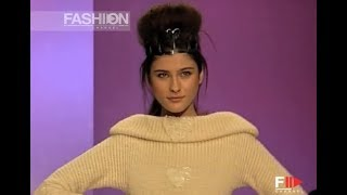 AGATHA RUIZ DE LA PRADA Fall Winter 2007 2008 Milan - Fashion Channel