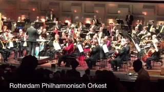 Orkesta Filarmónica de Roterdão com músicos caboverdianos