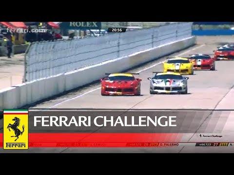 Ferrari Challenge North America - Sebring 2019, Coppa Shell Race 2