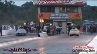 NSCRA FINAL 200MPH 4CYL CHIVY KING VS. PIMAR RACING FEB 2010