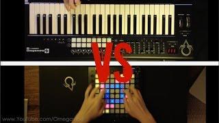 Launchpad VS Launchkey // Für Elise (Dubstep Remix) [Kaskobi Remake]